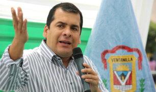 Omar Marcos en la mira: Alcalde de Ventanilla investigado por desbalance patrimonial