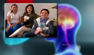 Niño afectado por peligrosa ameba se recupera milagrosamente