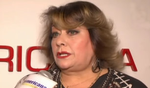 Mamá de Milett Figueroa rechazó invitación a Panamericana Espectáculos