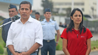 Apelación de Ollanta Humala y Nadine Heredia quedó al voto