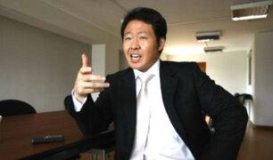 Kenji Fujimori contó detalles de su visita a Ollanta Humala