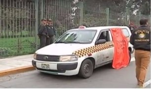 Asesinato en taxi: familiares de víctimas piden justicia