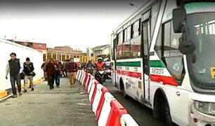Puente Bella Unión: acceso para peatones aún no está habilitada