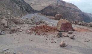 Sismo en Arequipa: una persona murió por el impacto de una roca