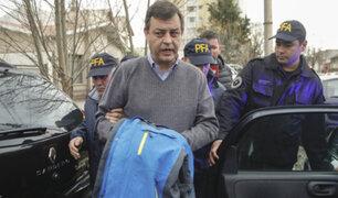Argentina: detienen a contador de familia Kirchner por presunto lavado de dinero