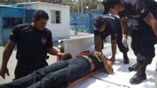 Puno: enfrentamiento por captura de delincuentes deja un muerto y 4 policías heridos