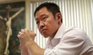 Kenji Fujimori respalda a PPK ante diálogo con profesores