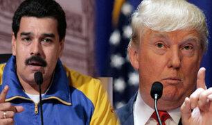 Venezuela: Nicolás Maduro responde ante amenazas de Donald Trump