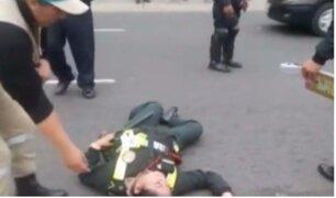 Agresiones a policías quedan sin sanciones efectivas