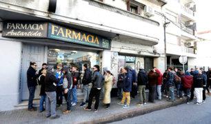 Uruguay comenzó la venta de marihuana recreativa en farmacias