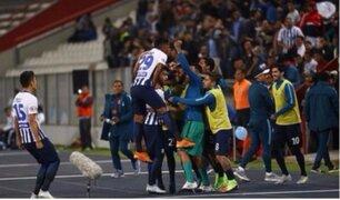 Alianza Lima venció 1-0 a Sporting Cristal y es puntero del Torneo Apertura