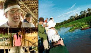 Turistas españoles llegaron de paseo y quedaron enamorados de Iquitos