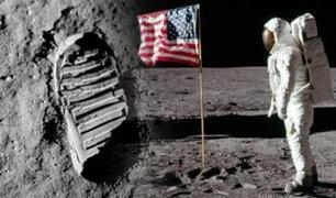 Se cumplen 48 años de la llegada del hombre a la Luna