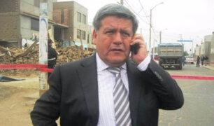 """César Acuña declaró en juicio por el caso """"Plata como cancha"""""""