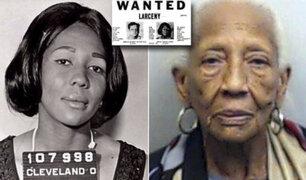 Célebre ladrona de joyas es detenida a los 86 años por robar en un supermercado