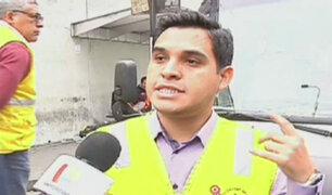 Chosicano: municipio de Lima verifica que rutas suspendidas no circulen
