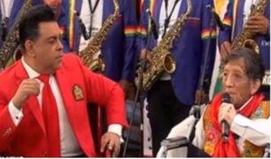 El 'Chato' Grados recibió un sentido homenaje en 'Porque Hoy es Sábado'