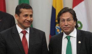 Alejandro Toledo lamenta prisión preventiva de expareja presidencial