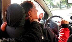 Calles peligrosas: Asalto y muerte en taxi colectivo