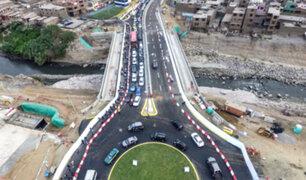 Decepción en Puente Bella Unión: deficiencias y cruceros peatonales obstruidos