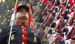 Orgullo Peruano: La histórica Compañía Juan Fanning de la Marina de Guerra