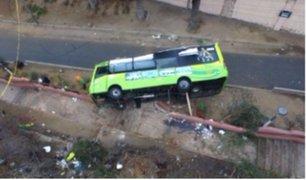 Determinan causas que provocaron accidente en Cerro San Cristóbal