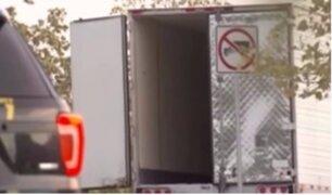 Estados Unidos: aumentan a 10 números de muertos hallados en un camión