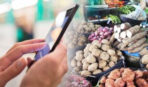 MINAGRI lanza aplicativo para conocer y comparar precios de los alimentos en tiempo real