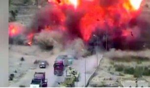 Egipto: explosión de coche bomba dejó 7 muertos
