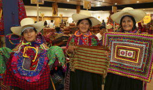 Feria Ruraq Maki presenta lo mejor de la artesanía peruana