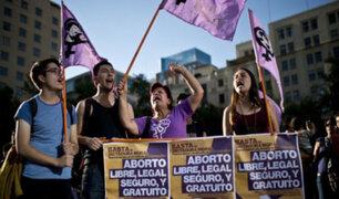 Chile: se realizó multitudinaria marcha a favor del aborto