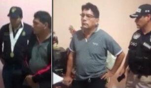 Tocache: detienen a alcalde por presunto vínculo con terrorismo y narcotráfico