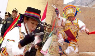Orgullo Peruano: alma y tradición con los Danzantes de Tijeras