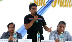 Alcalde de Tocache es acusado de financiar asesinato de fiscal y tres policías