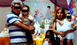 Dictan prisión preventiva para mujer que mató a sus tres hijos en Ate
