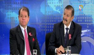 Miguel Hidalgo y Julio Rodríguez analizan medidas integrales para combatir criminalidad