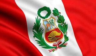 El orgullo de ser peruano y ser feliz