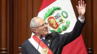 """PPK: """"Mi objetivo es que los peruanos recuperemos la tranquilidad en nuestras calles"""""""