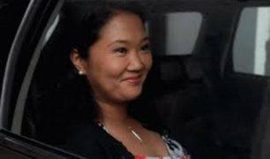 Keiko Fujimori recibió dinero de Odebretch, según medio O'Globo