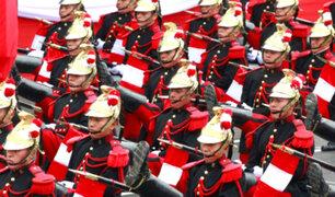 Así se vivió el Desfile Cívico Militar por Fiestas Patrias