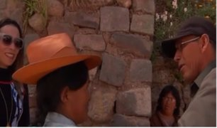 Esperado reencuentro: Julio se reencuentra con su hermana tras 54 años