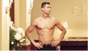 Mira el bochornoso incidente de Cristiano Ronaldo que se hizo viral