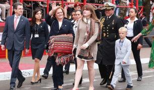 El impecable look de Pedro Pablo Kuczynski y Nancy Lange en Fiestas Patrias