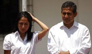 Ollanta Humala y Nadine Heredia continuarán en la cárcel