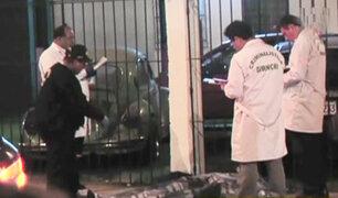 San Luis: joven muere asesinado por resistirse a robo