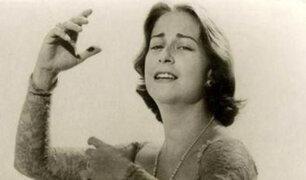 """Tema """"Fina Estampa"""" de Chabuca Granda es interpretado por grandes artistas"""