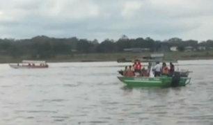 Iquitos: madre y sus tres hijos mueren ahogados en río