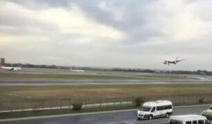 Turquía: piloto aterriza de emergencia y salva la vida de 120 pasajeros