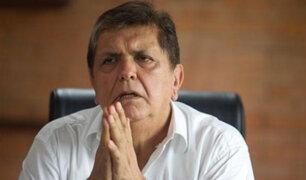 """García a PPK: """"Debería buscar primer ministro con capacidad de mando"""""""