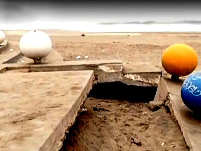 Costa Verde Sur: millones de soles desperdiciados en otra obra inconclusa